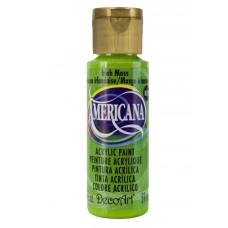 Decoart Americana Acrylic Paint -  Irish Moss 2oz Decoart Americana Acrylic Paints