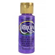 Decoart Americana Acrylic Paint - Lavender 2oz Decoart Americana Acrylic Paints