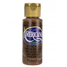 Decoart Americana Acrylic Paint - Milk Chocolate 2oz Decoart Americana Acrylic Paints