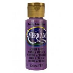 Decoart Americana Acrylic Paint -  Pansy Lavender 2oz Decoart Americana Acrylic Paints