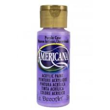 Decoart Americana Acrylic Paint - Purple Cow 2oz Decoart Americana Acrylic Paints