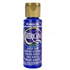 Decoart Americana Acrylic Paint - Ultramarine Blue 2oz Decoart Americana Acrylic Paints