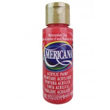 Decoart Americana Acrylic Paint -  Watermelon Slice 2oz Decoart Americana Acrylic Paints