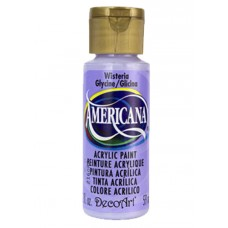 Decoart Americana Acrylic Paint -  Wisteria 2oz Decoart Americana Acrylic Paints