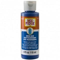 Mod Podge Sheer Color / Colour Blue 4oz 118ml