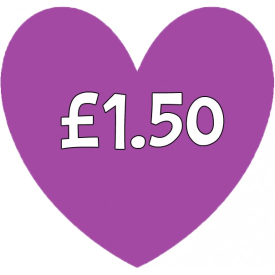Special Order Item £1.50 Special Order Items