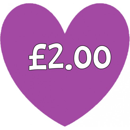 Special Order Item £2.00 Special Order Items