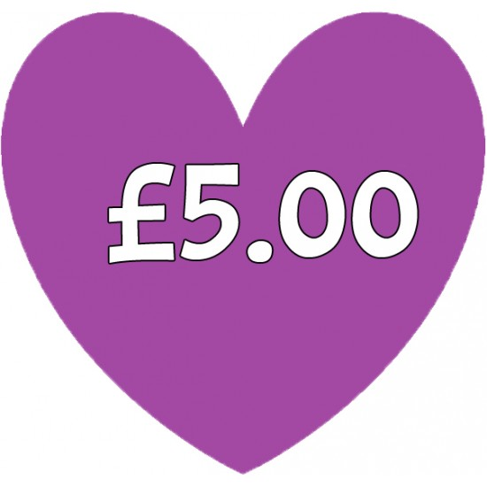 Special Order Item £5.00 Special Order Items