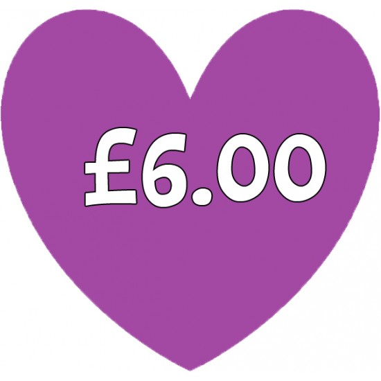 Special Order Item £6.00 Special Order Items