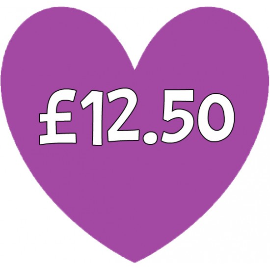 Special Order Item £12.50 Special Order Items