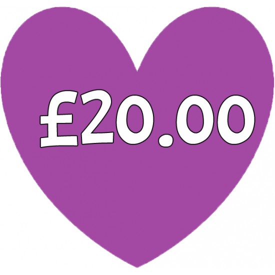 Special Order Item £20.00 Special Order Items