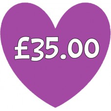 Special Order Item £35.00 Special Order Items