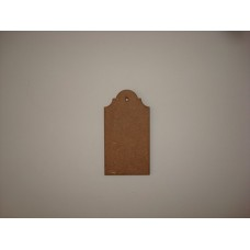 3mm MDF Gift Tag 3 Tags