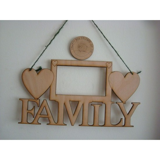 Family Hanging Photo Frame Photo Frames