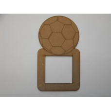 3mm MDF Football Light Surround  Light Switch Surrounds