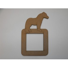 3mm MDF Pony Light Surround  Light Switch Surrounds