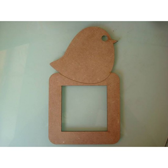 3mm MDF Lovebird Light Surround  Light Switch Surrounds