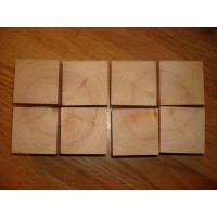 Cubed Wooden Blocks (3 sizes)