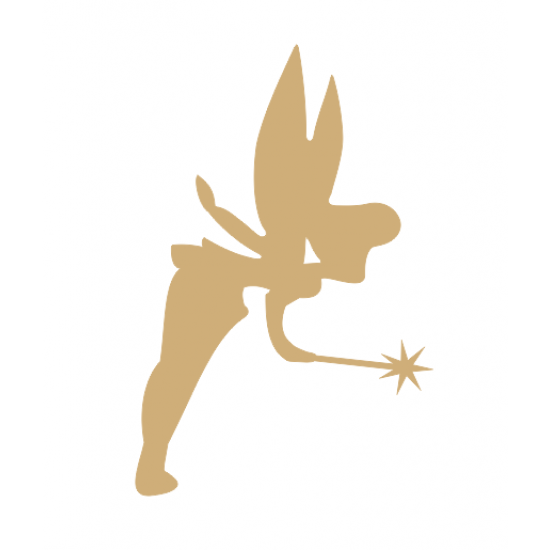 Fairy (pack of 5) Small MDF Embellishments