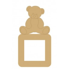 3mm MDF Teddy Light Surround Light Switch Surrounds