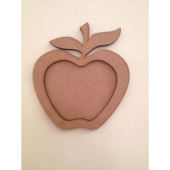 3mm MDF Apple Chalkboard Chalkboard Countdown Plaques