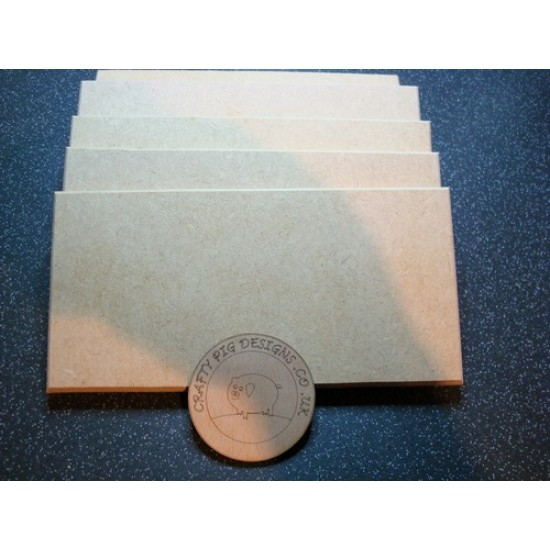 Basic 6mm Plaque (singles)
