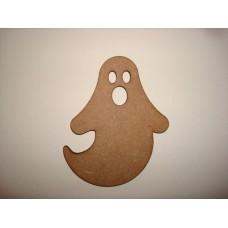 3mm MDF Ghost Halloween