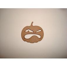 3mm MDF Pumpkin 2 Halloween