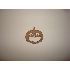 3mm MDF Pumpkin 3