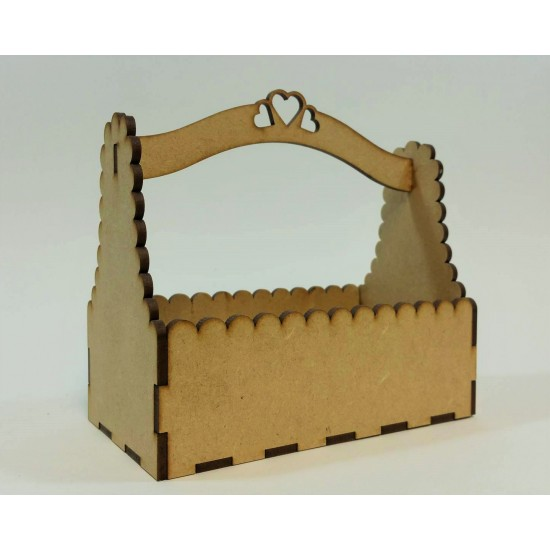 3mm MDF Mini Basket