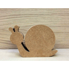 18mm Snail  18mm MDF Craft Shapes