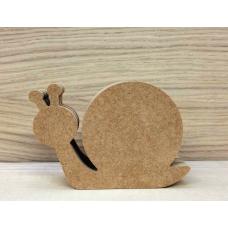 18mm Snail  18mm MDF Craft Shapes