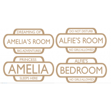 4mm Small 3 Row Street Sign (hanging version)(railway Sign)  (Upper and Lowercase now available type how you want it to appear on sign) Personalised and Bespoke