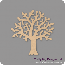 3mm MDF Chunky Branch Tree