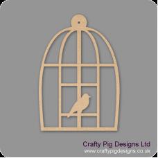 3mm MDF Domed Birdcage Birdcages