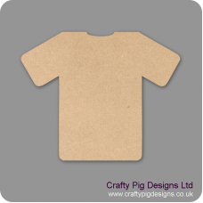 3mm MDF Football shirt bunting (pack of 10) Bunting