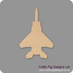 3mm MDF Jet (Pack of 10) (3cm)