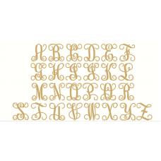 New Style Vine Monogram Monograms