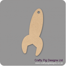 Spanner (Pack of 5)(4cm) Small MDF Embellishments