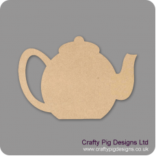 3mm MDF Teapot Bunting (pack of 10)(by width) Bunting