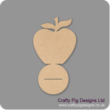 3mm MDF Plain - Freestanding Apple Plinth Teachers