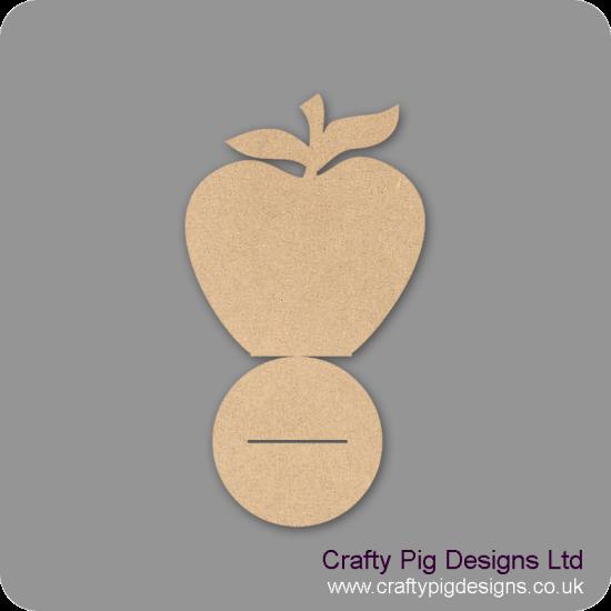 3mm MDF Plain - Freestanding Apple Plinth