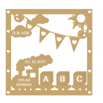 New Baby And Birth Plaques