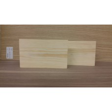 Real Wood Plaques  Basic Plaque Shapes