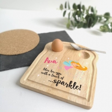 Printed Breakfast Board - Sparkle Design Personalised and Bespoke