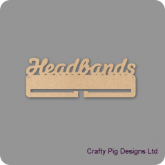 4mm MDF Headband Holder