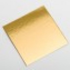 70x70mm Metallic Gold Base Liner for 7cm Acetate Gift Boxes
