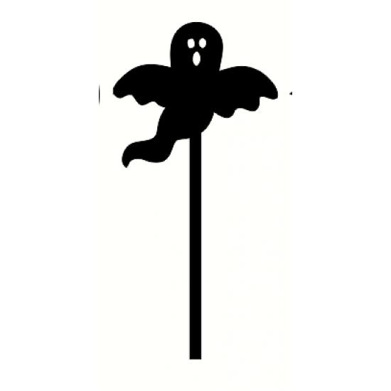 3mm mdf Ghost Wand Halloween