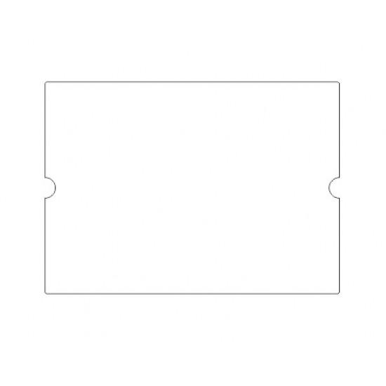 4mm mdf Ikea Crate Lid  Basic Plaque Shapes