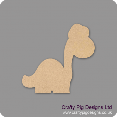 18mm MDF Long Neck Dinosaur
